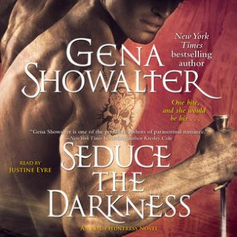 Seduce the Darkness audiobook by Gena Showalter