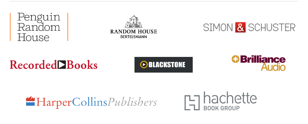 Over 1000 Publishers