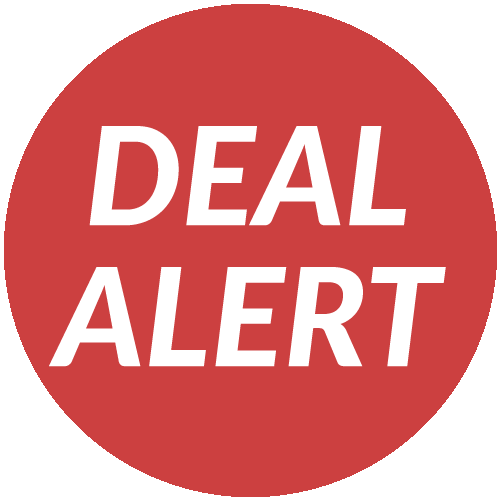 deal alert badge