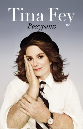 Bossypants audio book by Tina Fey