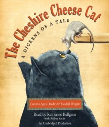 The Cheshire Cheese Cat audio book by Carmen Agra Deedy