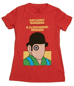 A Clockwork Orange Shirt by Out of Print Clothing
