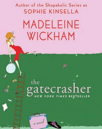 The Gatecrasher audiobook by Madeleine Wickham