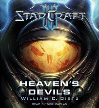 Heaven's Devils audio book by William C. Dietz