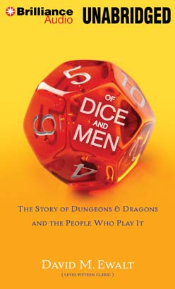 Of Dice and Men audio book by David M. Ewalt