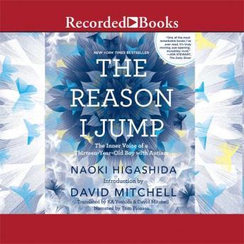 The Reason I Jump audio book by Naoki Higashida