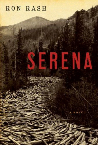 Serena audiobook, written by Ron Rash