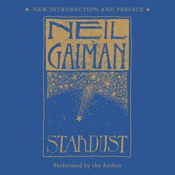 Stardust audio book by Neil Gaiman