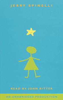 Stargirl audio book by Jerry Spinelli