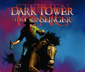 The Gunslinger audio book by Stephen King