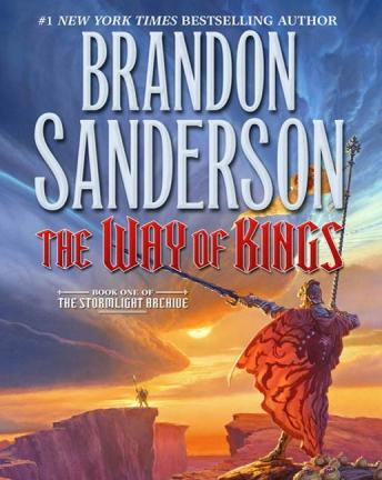 The Way of Kings audio book by Brandon Sanderson
