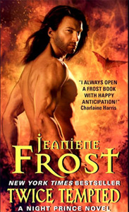 Twice Tempted by Jeaniene Frost