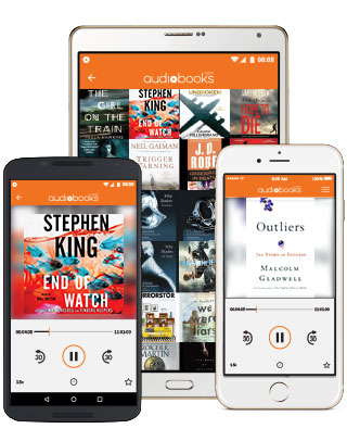 Audiobooks.com, Android and iOS apps