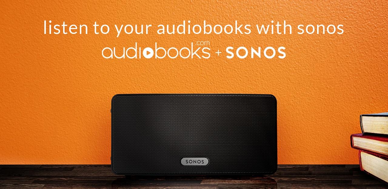 SONOS | AUDIOBOOKS COM